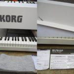 KORG B1 スピーカー搭載 デジタルピアノ 入荷!