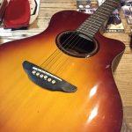 【上池袋店】YAMAHA製の古いギター(エレアコ)をお買取りさせて頂きました!