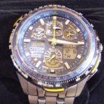シチズン腕時計PROMASTERをお売り頂きました