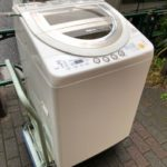 【出張買取】豊島区東池袋にて洗濯機をお譲り頂きました